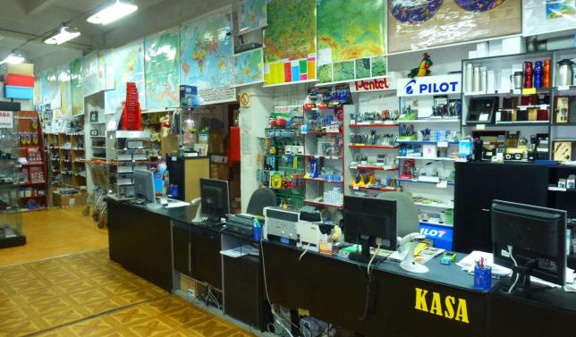 Artykuły i materiały dla plastyków